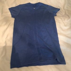 lululemon athletica Tops - Lululemon Swiftly Tech Tee Blue